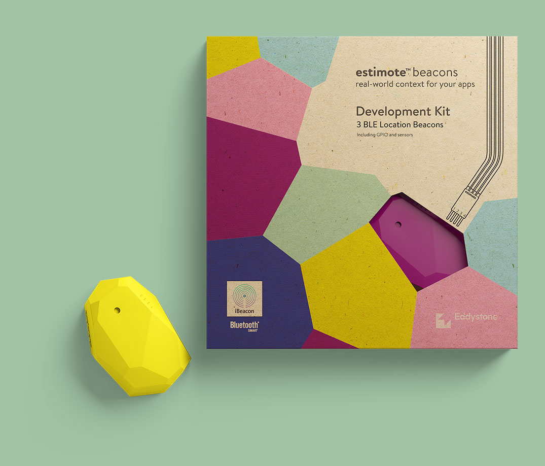 Estimote Beacons Developer Kit